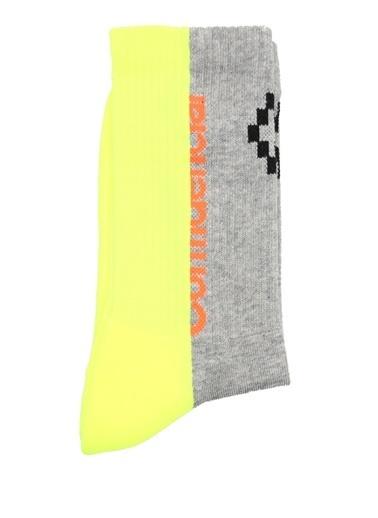 Marcelo Burlon Çorap Sarı